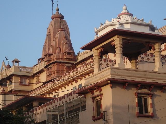 Krishna Janmabhoomi Temple, Mathura