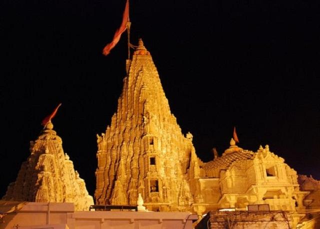Dwarakadheesh Temple, Dwaraka