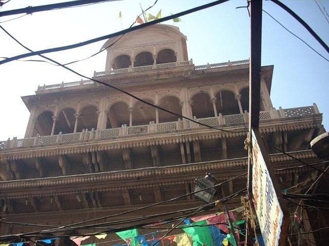 Banke Bihari Mandir, Vrindavan