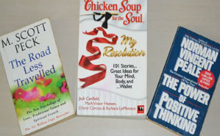 Top Three Books to Include in Your Self Help Books Collection