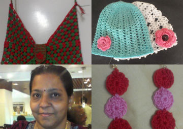 Interview with Vijaya Rani – Reviving the Art Form of Crochet