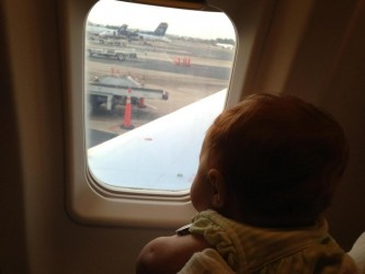 8 Tips for Travelling with an Infant
