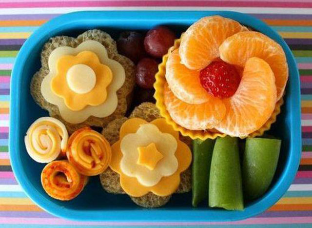 40 Easy and Healthy Snack Box Ideas for Kids