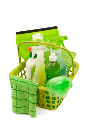 11 Great Ideas for Home Cleaning