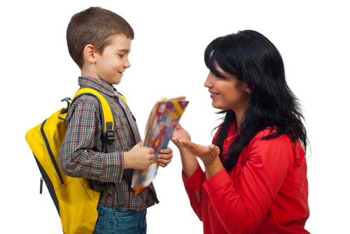 10 Creative Ideas to Help Your Child Deal with First Day at School