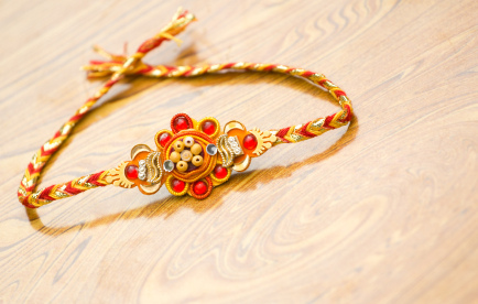 Make Your Own Designer Rakhi