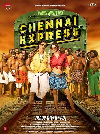 SRKs Chennai Express has Arrived at its Station