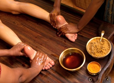 Go for a Spa Treatment in Kerala