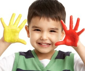 10 Fun Ways to Teach Colours to Your Toddlers