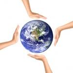 Hands heal the world