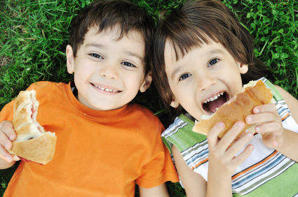 Your Child's Nutrition: Part 4, Build up the Nutrition for Big Kids (5-8 years)