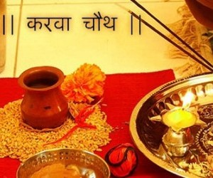 Karwa Chauth Pooja Customs and Rituals