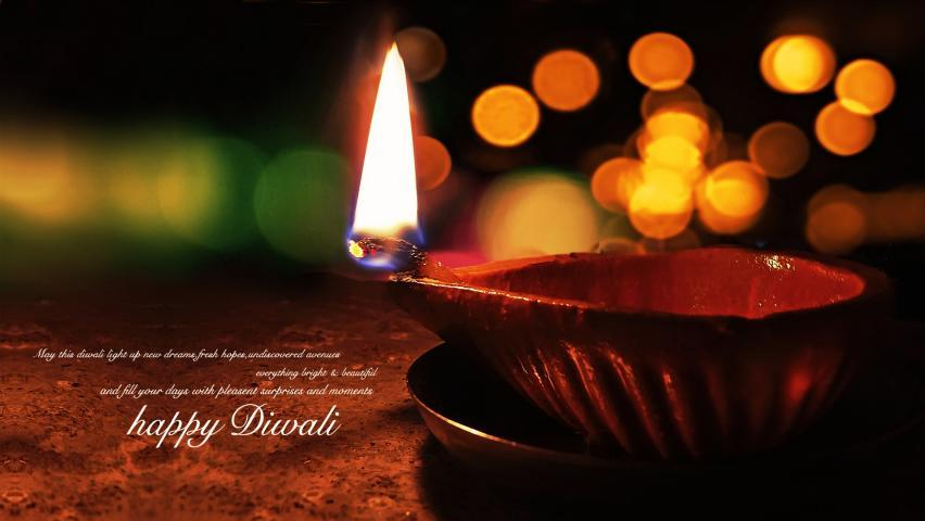 Wish your near and dear ones with Diwali Wishes