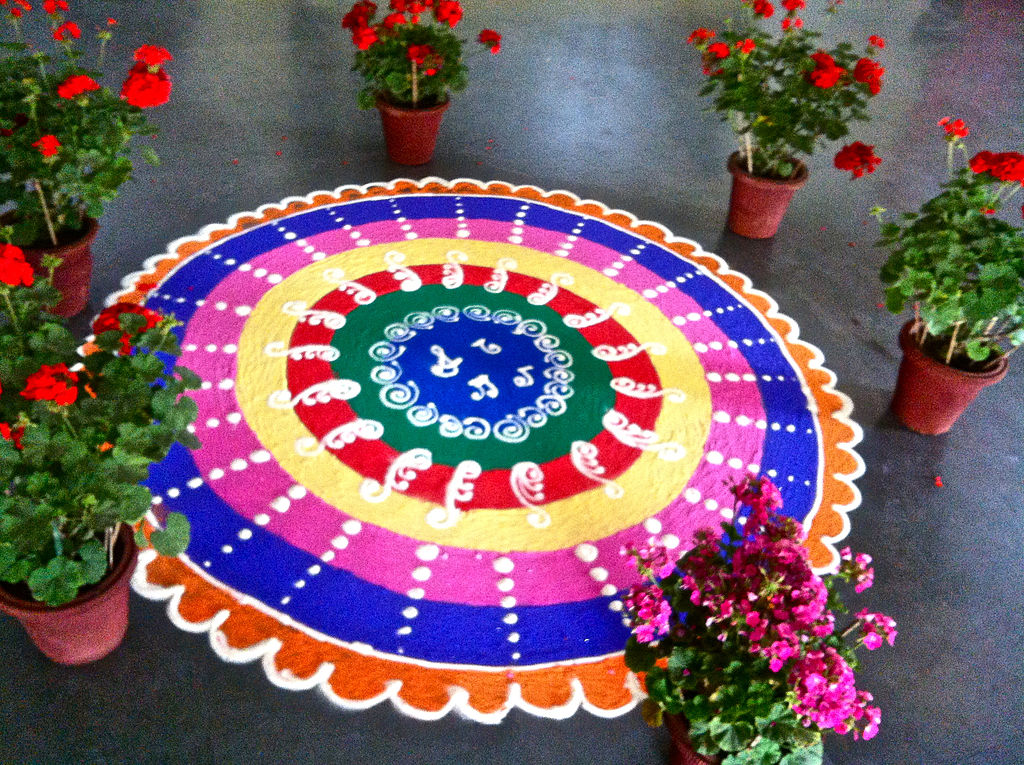 Free EBook – Collection of Rangolis