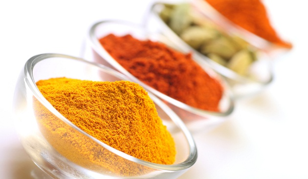 Healthy Spices in Your Kitchen