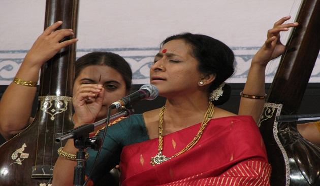 Margazhi Music Season – Bombay Jayashri