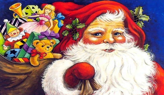 Christmas Carols and Songs – Santa Claus Is Coming To Town