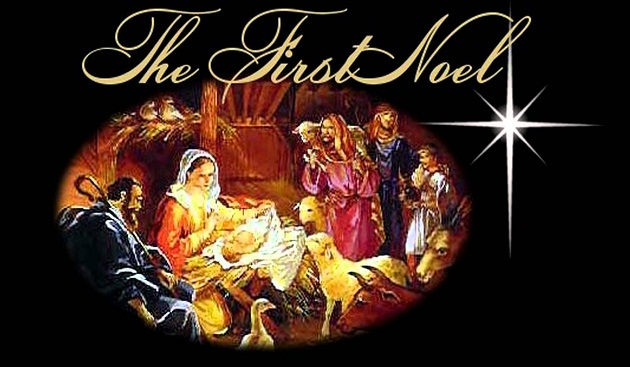 Christmas Carols and Songs – The First Noel