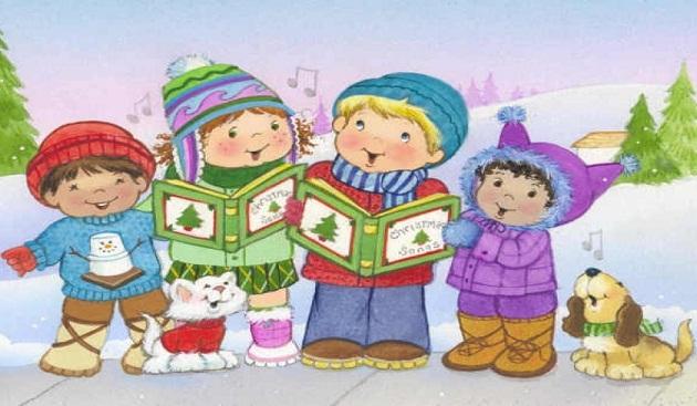 Popular Christmas Carols and Songs