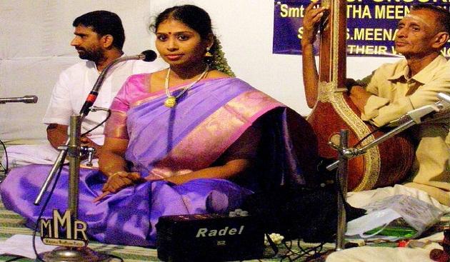 Maragazhi Music Season – Nithyasree Mahadevan