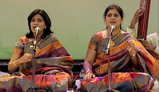 Margazhi Music Season – Priya Sisters