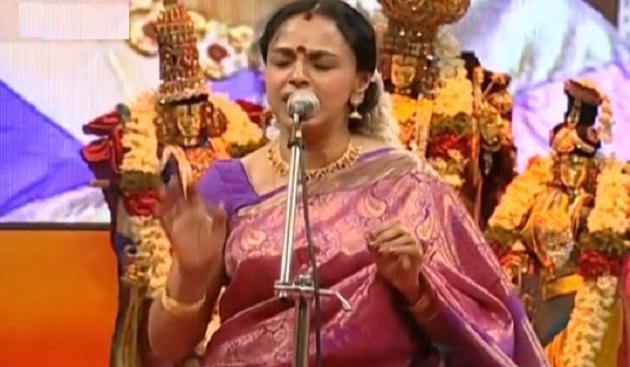 Margazhi Music Season – Sudha Raghunathan