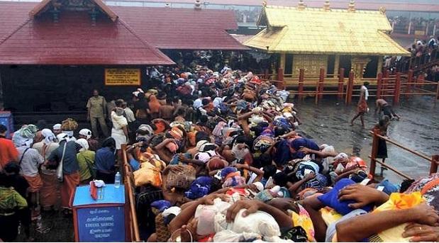 Pilgrimage to Sabaraimalai