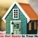 Top Germ Spots