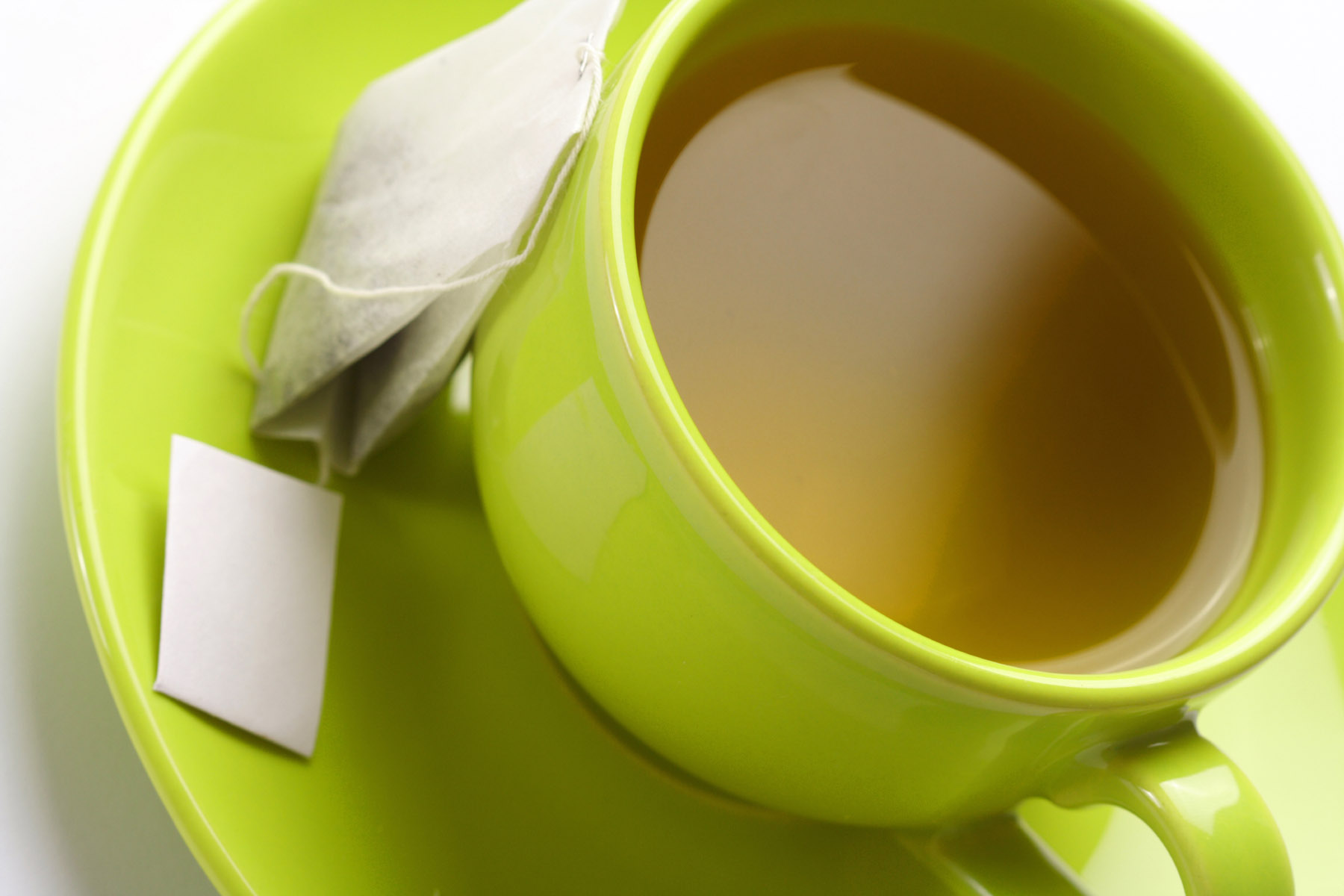 Green Tea for Fresh Face