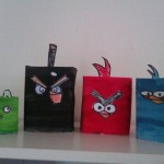 Angry Birds Craft Tutorial