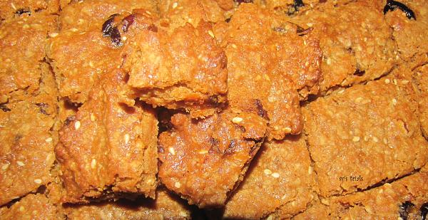 Healthy Cereal Bar Recipe for your Hunger Pangs