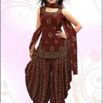 how to sew a patiala salwar?