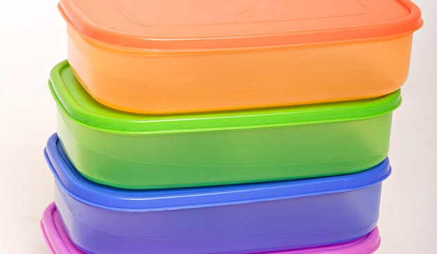 How Safe Are Your Plastic Containers?