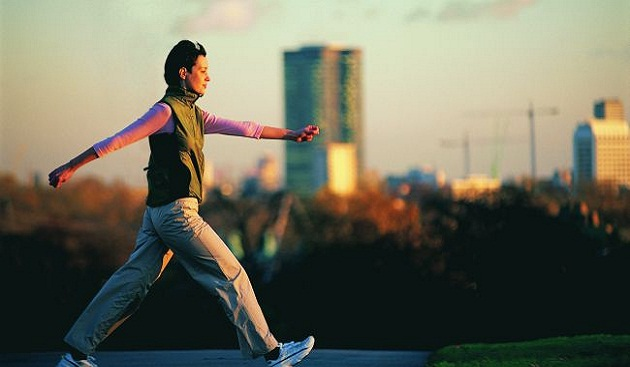 Power Walking for Health and Fitness