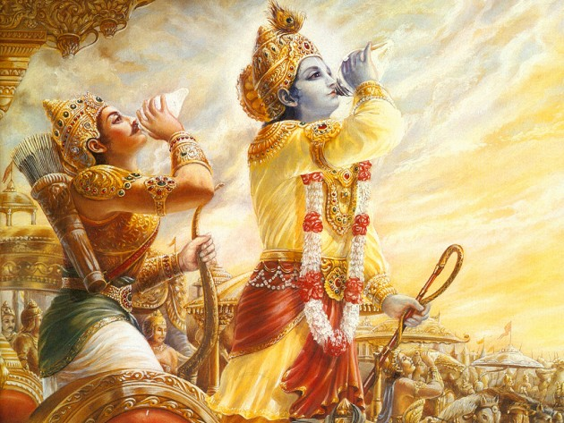 Why study the Gita?