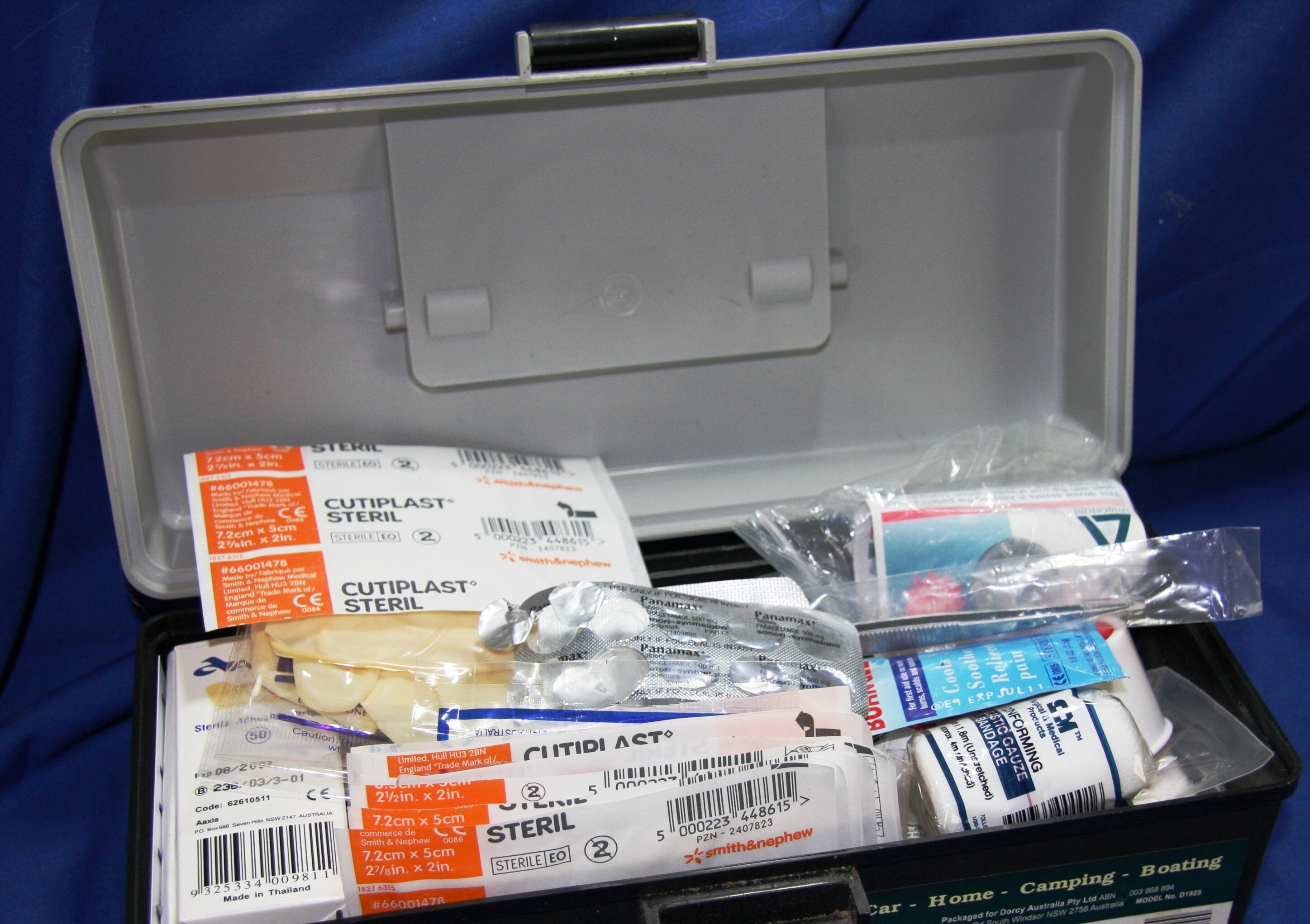 The Need for a Travel Medical Kit