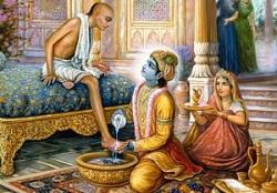 Krishna_sudhama