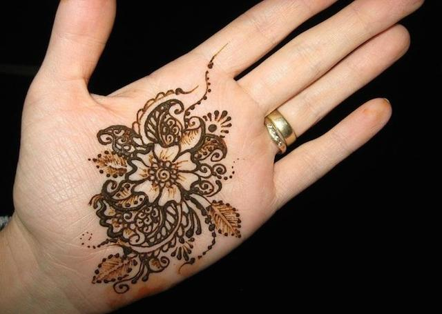 Mehndi Designs And S : 16 simple and elegant mehandi designs for your hands indusladies.com
