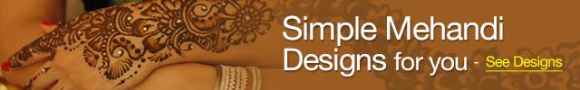 SimpleMehandiDesigns banner