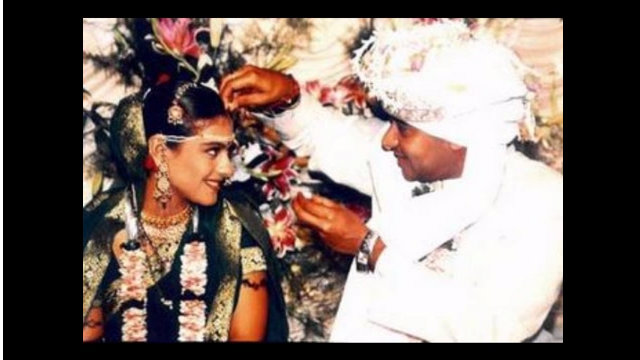 Rare Wedding Pictures of Bollywood Stars