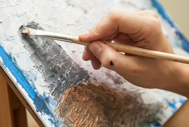 How to Remain Confident about your Art Work?