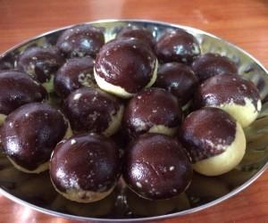 Chocolate Ladoo image