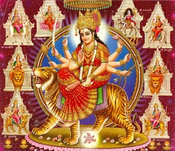 Navratri Shlokas for all 9 days