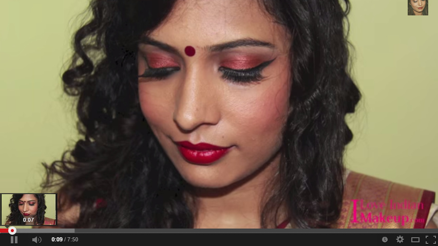 Try the Durga Puja Special Look