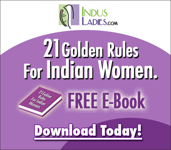 Free EBook –  21 Golden Rules for Indian Women