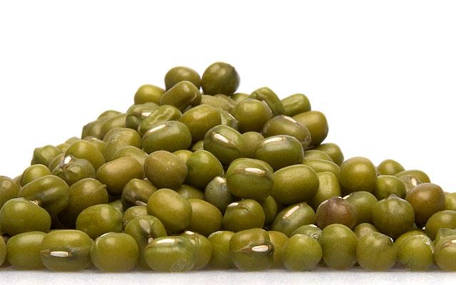 Green Gram Jaggery Sundal