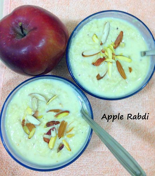 Apple Rabdi
