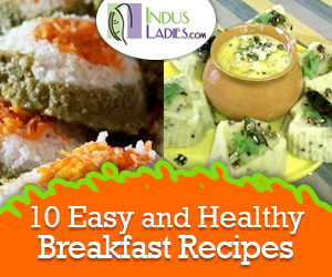 10 Easy and Healthy Breakfast Recipes