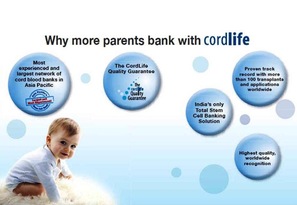 5 Reasons why Cordlife is a Better Choice for Banking Your Child's Stem Cell