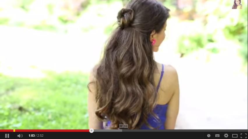 Easy 2 Min Hairstyles DIY